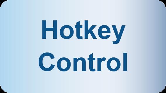 Hotkey Control