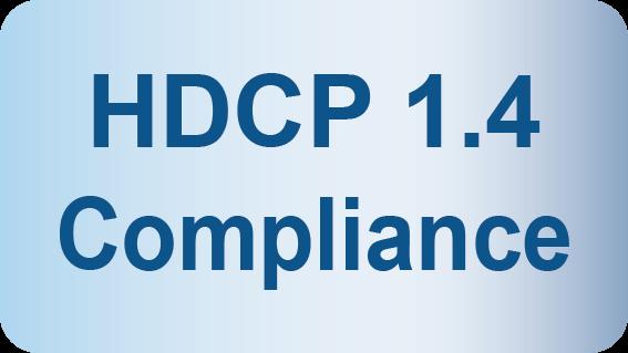 HDCP 1.4