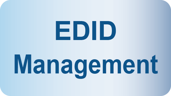 EDID Management