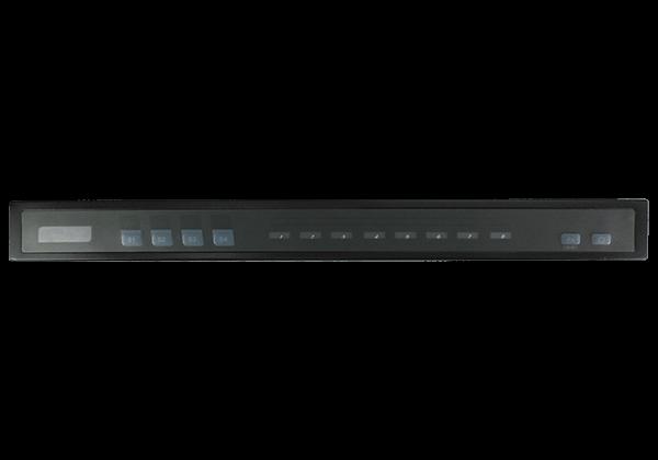 4X16 DVI Video Switch Splitter with IR Serial