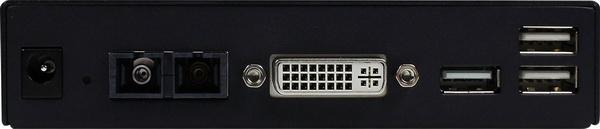 DVI KVM Extender over Fiber 1KM