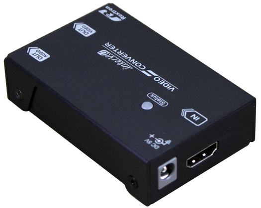HDMI to VGA Converter with Audio