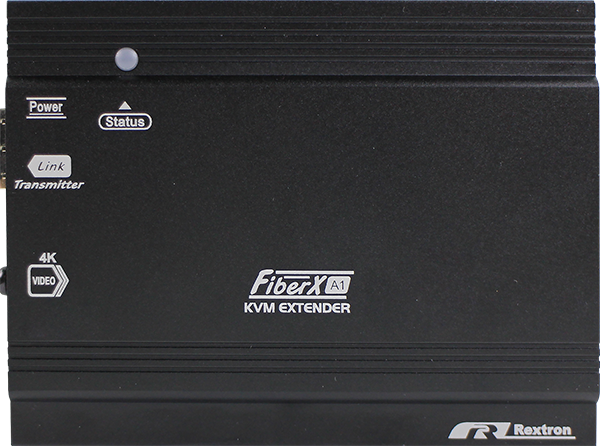 True 4K HDMI Extender over Fiber with USB 10G SFP Module 300M