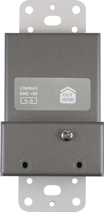 US Wall Plate 4K HDMI Video Booster