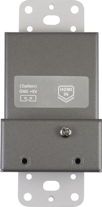 US Wall Plate 4K HDMI Video Booster Decora Type