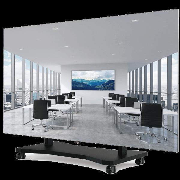 Flagship 163-inch Zero Bezel Frameless Large LED Display