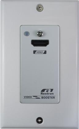 US Wall Plate True 4K HDMI Video Booster