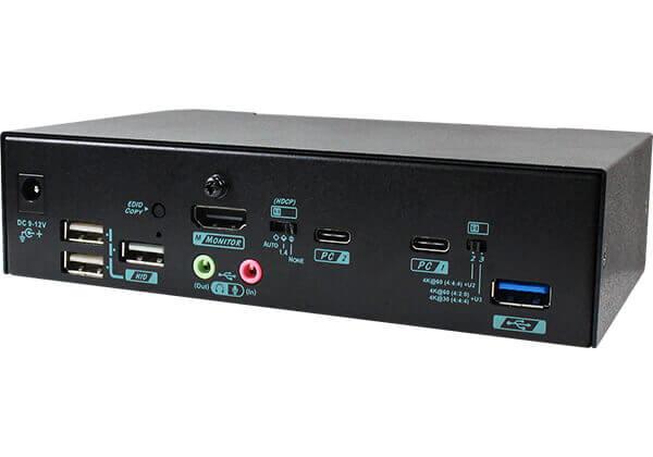 USB-C KVM Switch