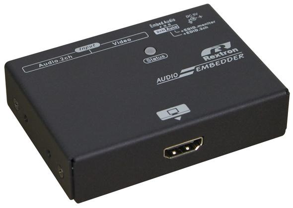 1080P HDMI Audio Embedder