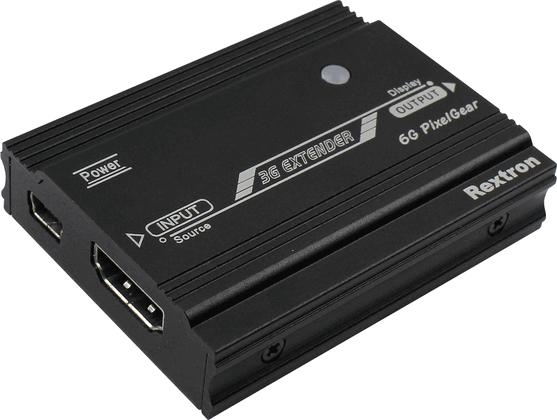 4K 30Hz HDBaseT Upgrade Converter to 4K 60Hz 4:4:4