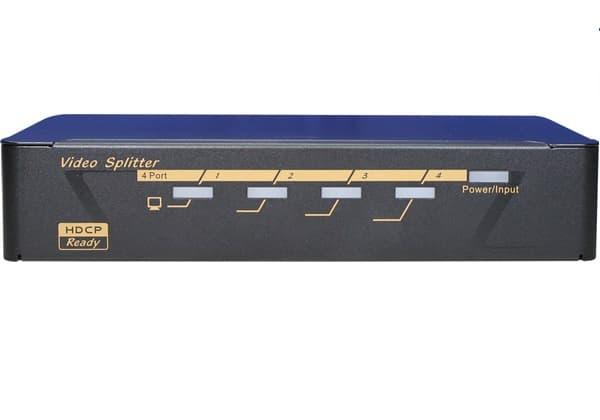 4K HDMI Splitter With EDID Copy Function | VKSMA-104